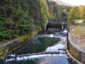נהר בשוויץ