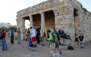 שביל ישראל - מהוד השרון לאלעד