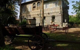 מפוריה להר יבניאל - בית המועצה