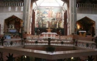 שביל ישו מנצרת לכפר כנא