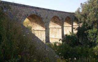 שביל עמק המעיינות קטע מס 6 מגשר הישנה לחמדיה