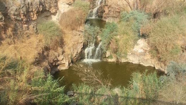 שביל עמק המעיינות קטע מס 7 מחמדיה לכפר רופין