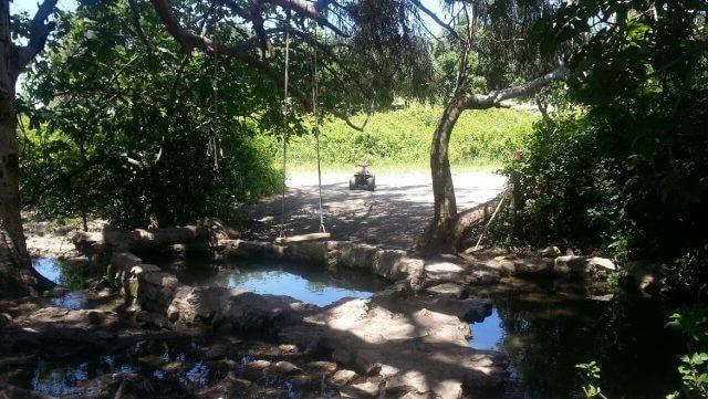 שביל רמות מנשה קטע מס 4 מחניון יופ ווסטרוויל לבנימינה