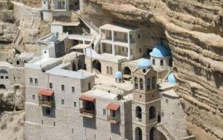 המנזרים של העיר הקדושה – סיורי נצרות