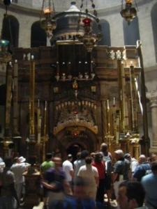 הקבר הקדוש