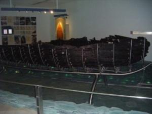 סירה מתקופת ישו