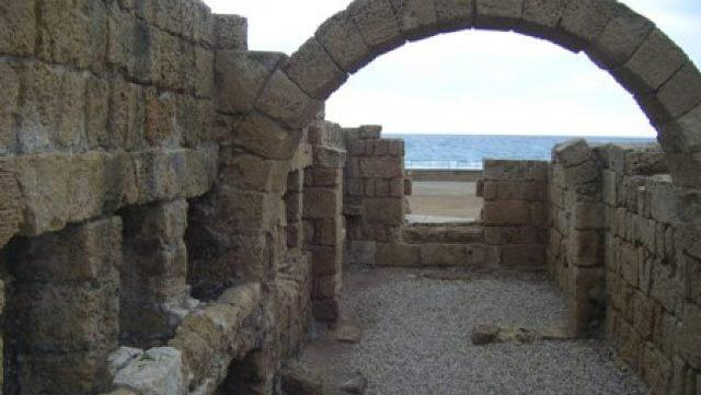 קיסריה ונחל תנינים