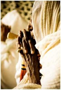 שבת האש הקדושה - שבת האור - האתיופים