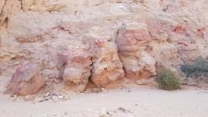 אבן חול נובית