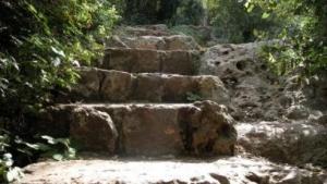 מדרגות למערת אצבע