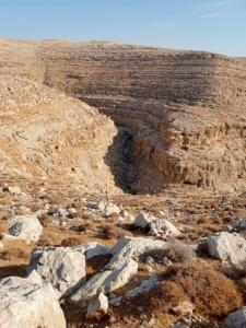 נחל פרת – ואדי קלט