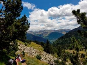 פירנאים הספרדים - תמונת נוף