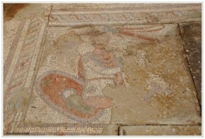 פסיפס דוד המלך מרות