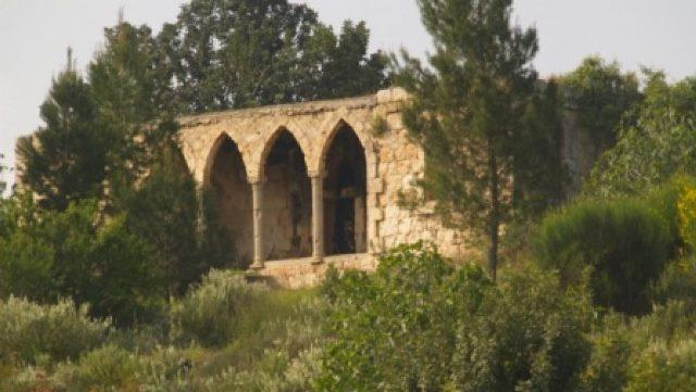שביל ישראל - הולכים בשביל ישראל - מבית גוברין לתל קשת