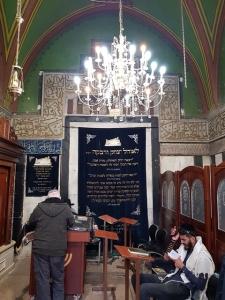 אהל יצחק ורבקה - סיור בחברון ובמערת המכפלה