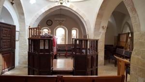 בית כנסת אברהם אבינו