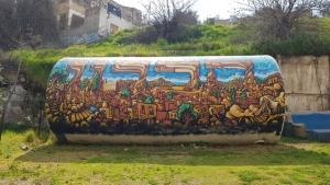חברון - סיור בחברון ובמערת המכפלה