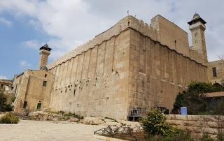 סיור בחברון ובמערת המכפלה