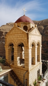 קפלה במנזר סנט ג'ורג'