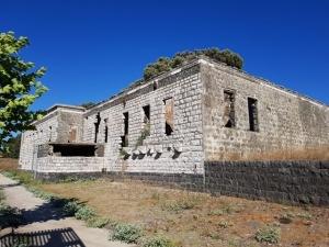 מבנה מאחוזת האמיר פאעור
