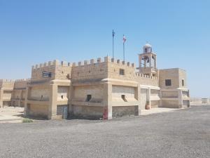 ארץ המנזרים - קאצ'ר אל יהוד - מנזר יוחנו המטביל