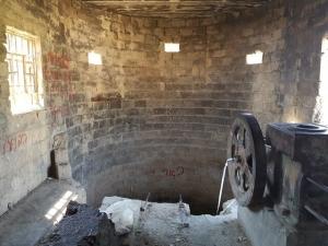 בתוך בית המעיין