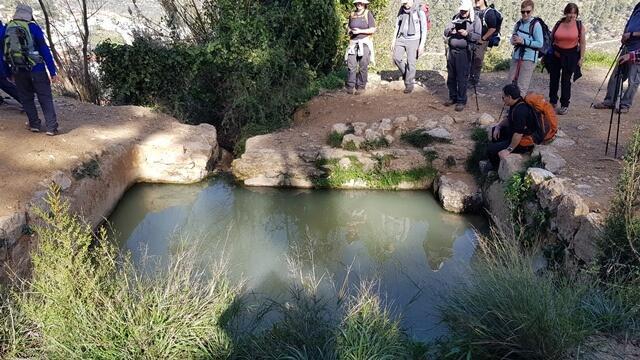 שביל ישראל לייט - מאבן ספיר לעין קובי