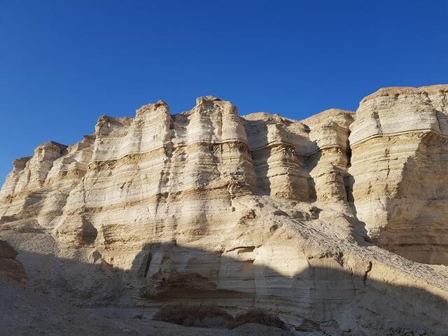 מנווה זהר למישור עמיעז שביל ישראל החדש