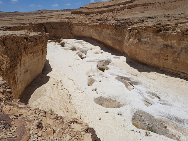 ממישור עמיעז לנחל פרס - שביל ישראל חדש