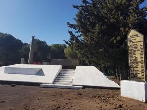 אנדרטה לחללי פלסר 7